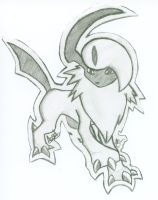 Absol by Pokemoncrazee