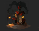 house wip by JAhNiGhT