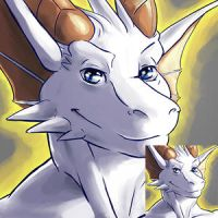 Icon commission for Spargue by melfluff