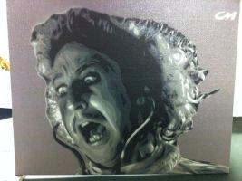 Young Frankenstein by Stencils-by-Chase
