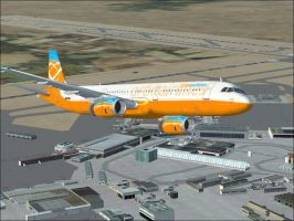 Departing Rome for Naples-FSX (Italy) by Dj-Equestrian-LP-Fan