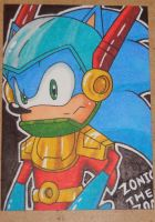 Zonic by Snivy94