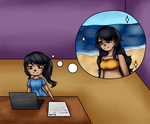 [4225MB] The Beach Debut... (That Doesn't Happen) by WynterArlene