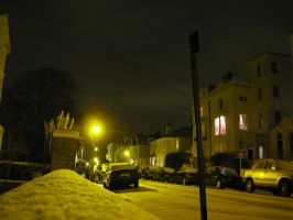 A Frosty Evening in Hove 1 by richardsim7
