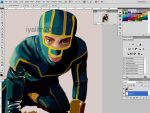 Kick-ass WIP by rust-bunny
