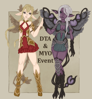 DTA and MYO event by by-MK