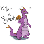Voila - a Figment by DoomScarf