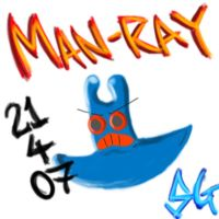 Man Ray by The-Justified-Poet