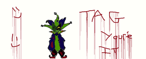 Dimentio.Exe by The-Hero-Of-Thyme