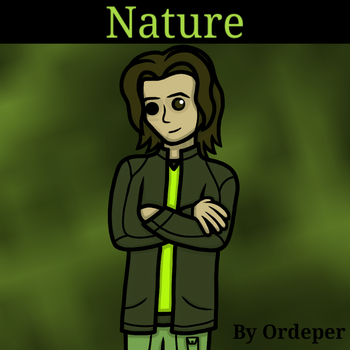 Pride: Nature by Ordeper