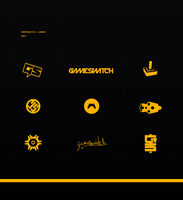 GAMESWITCH Logos by driq