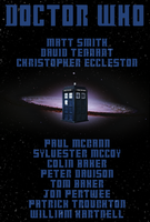 The Doctors: DW Poster by vanishing446