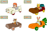 DJR Game - My Friends Tigger and Pooh by Gamekirby