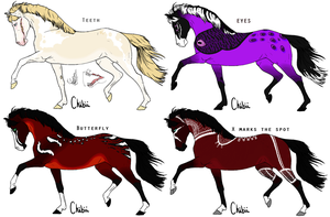 $-Paypal adopts -5$ by Squiggy-Adoptables