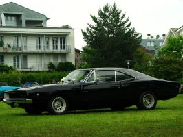 ..1968 Charger I.. by AmericanMuscle