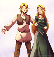 You're still my Hero by Queen-Zelda