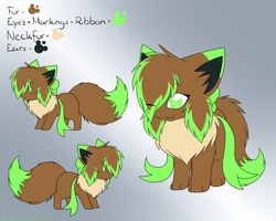 Flafe REF by FlareAKACuteFlareon