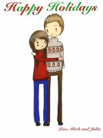 Happy Holidays! BajanCanadian Version by noomimono