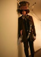 Mad Hatter Costume by nels4859