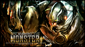 Monster by EnermaxGFX