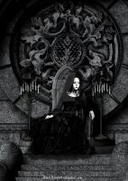 Queen Of Darkness by BlackLady999