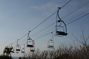 Chair Lift by tammyins