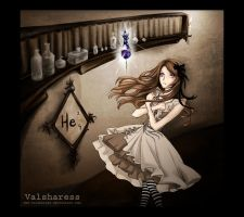 Alice's Alchemy by Valsharess