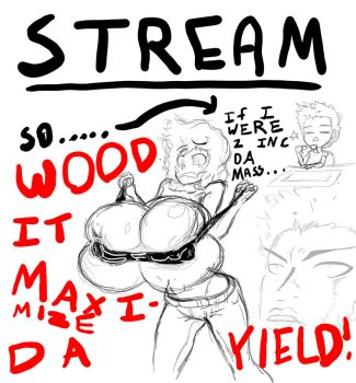 STREAMTIME[OFF]: LEWD WILL NOT WIN EDITION by VoidStrata
