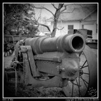 Relic of War by TRE2Photo-n-Design
