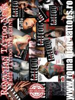 Tattoo Magazine best collection 2008-2012 by shaddow3333