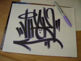 Viper Handstyle 2 by Viper818