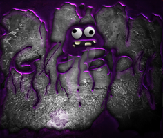 Globby by Lucifer666mantus