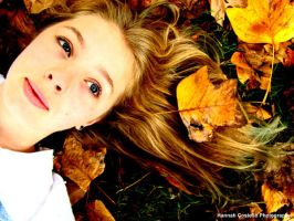 Autumn leaves by HannahCostello
