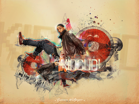 Kid Cudi by TiaSevenGFX