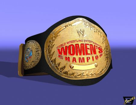 WWE Women's Championship by ImfamousE