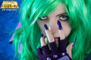Ophiuchus Shaina II by FlorBcosplay