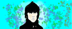 Psychedelic George by EmaWee