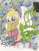 World Shifter Title Page by trilly-ankh