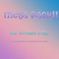 Mega pack 132 textos png by AyelenEditions
