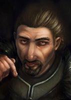 Ulfric Stormcloak by 1Rich1