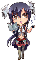 Chibi : Chantar by Zue