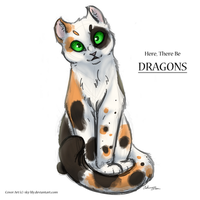 Here There Be Dragons- 13th Age Playlist by Sky-Lily