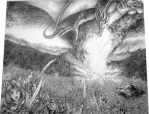 Battle of Sorgheshard's Storm by Archaia