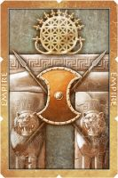 Hittite playing card by Turbopastry