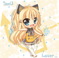 SeeU Later by threewiishes