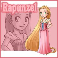 Patch: Rapunzel by Street-Angel