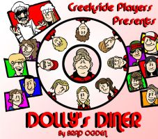 Dolly's Diner by MiloNeuman
