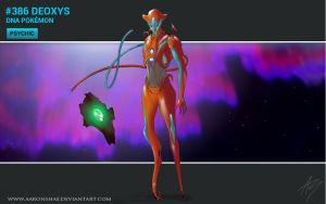 Deoxys Silver5 tribute