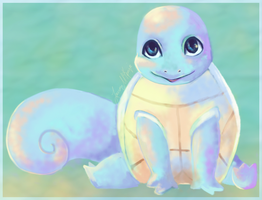 Squirtle by revois
