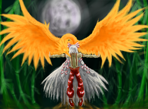 Possessed by Phoenix by glimmeryleaf9